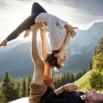 Elevate Your Love by Practicing Couples Yoga