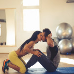 Is the gym a great way to meet a partner?